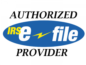 Authorized IRS E-file Provider Stamp